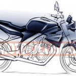 Rendering and details: Triumph's 350cc India probable