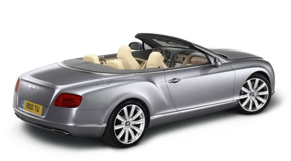 New Bentley Continental GTC (9)