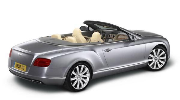 New Bentley Continental GTC (9)