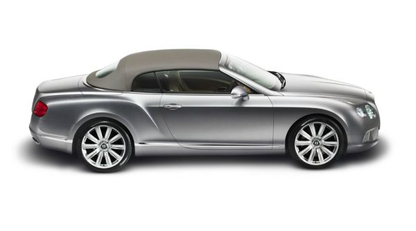 New Bentley Continental GTC (8)