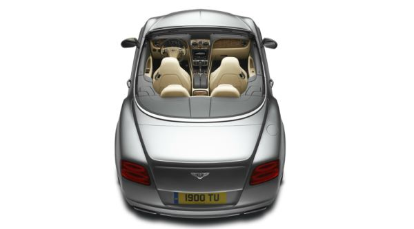 New Bentley Continental GTC (7)
