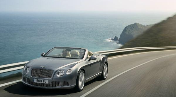 New Bentley Continental GTC (6)