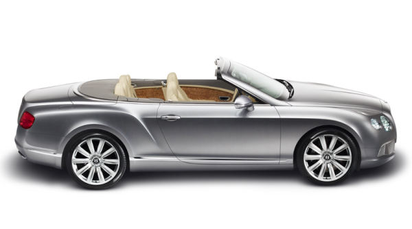 New Bentley Continental GTC (1)