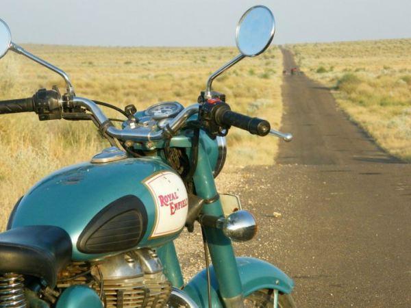 Royal Enfield Tour of Rajasthan 2011 (8)