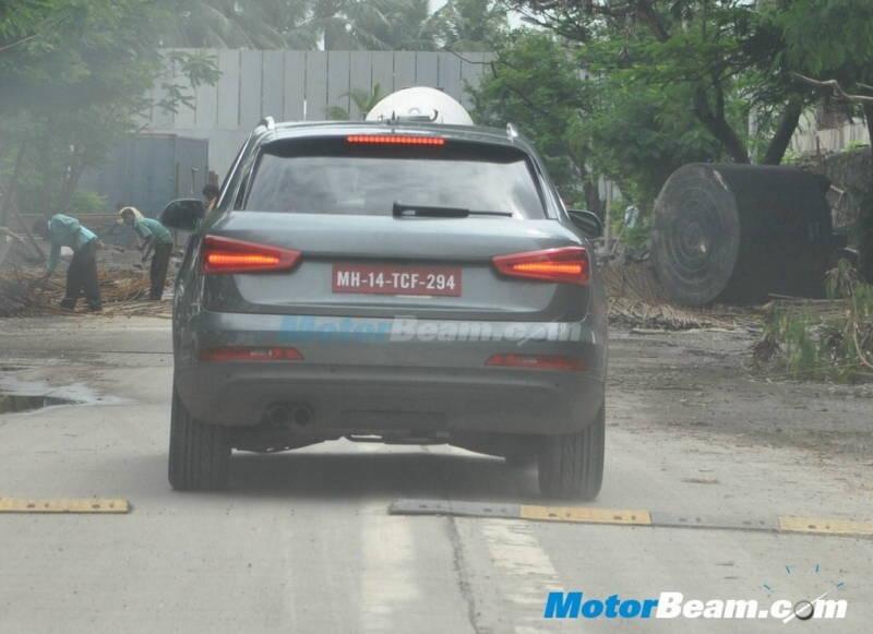 Audi Q3 India