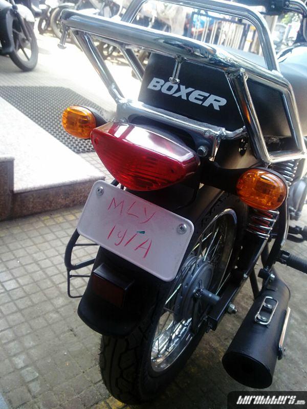 Bajaj Boxer BM150