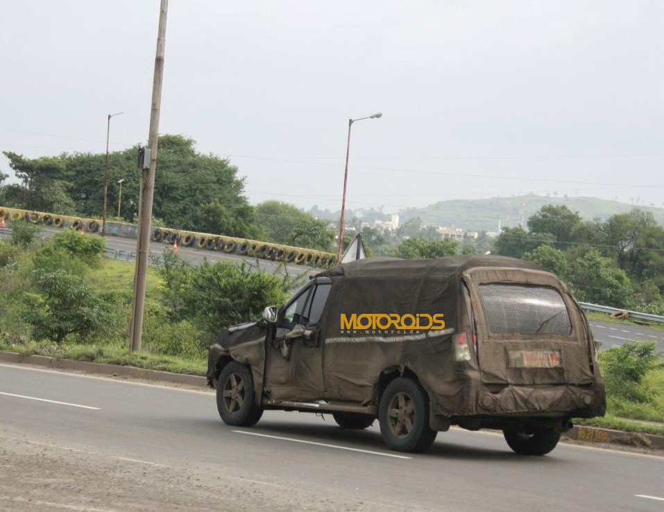 Force Motors One 4x4