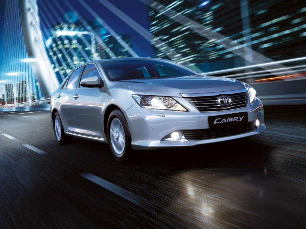 New Global Toyota Camry (11)