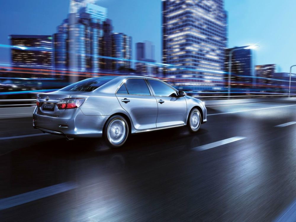 New Global Toyota Camry (10)