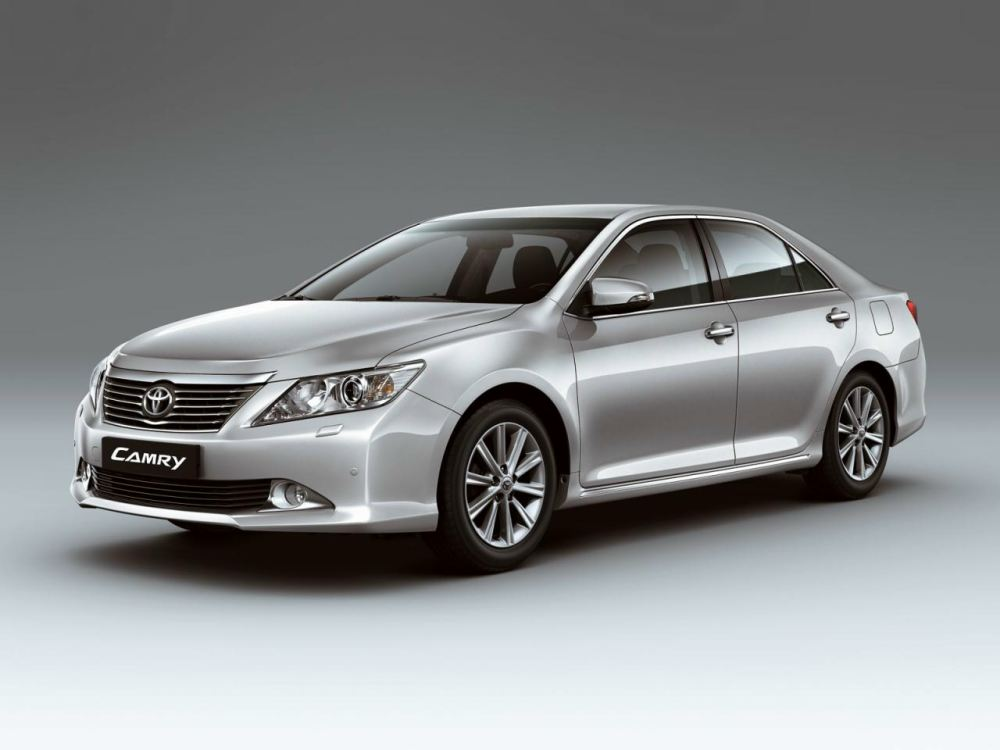 New Global Toyota Camry (9)