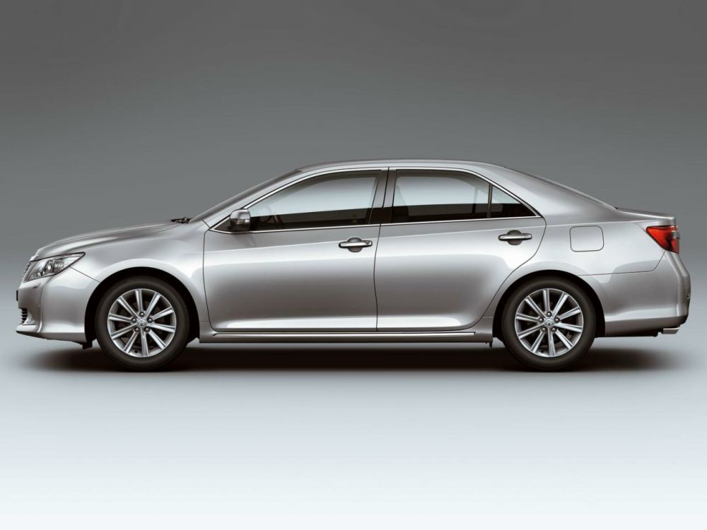 New Global Toyota Camry (8)