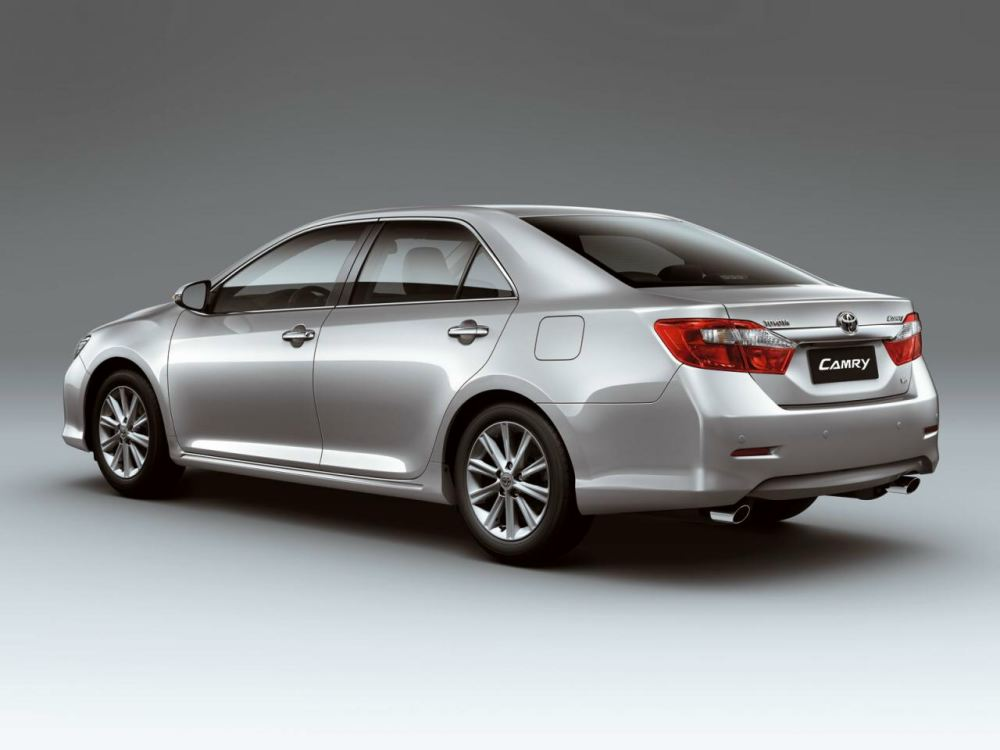 New Global Toyota Camry (7)