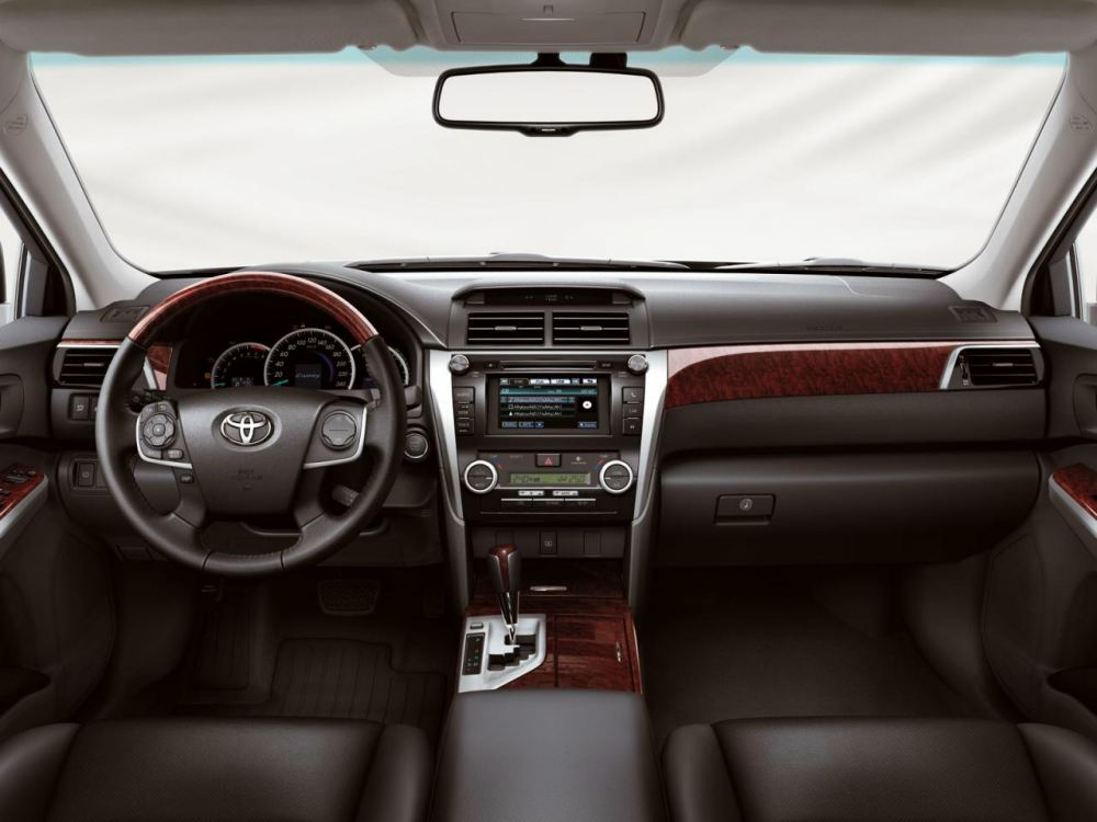 New Global Toyota Camry (6)
