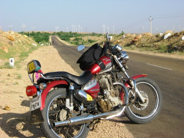 Royal Enfield Tour of Rajasthan 2011 (7)