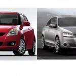 New Maruti Swift, VW Jetta launch today