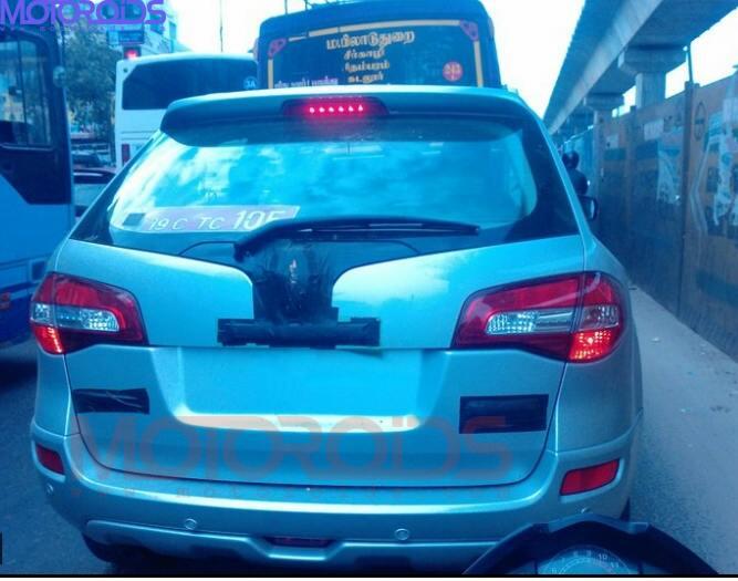 Renault Koleos India