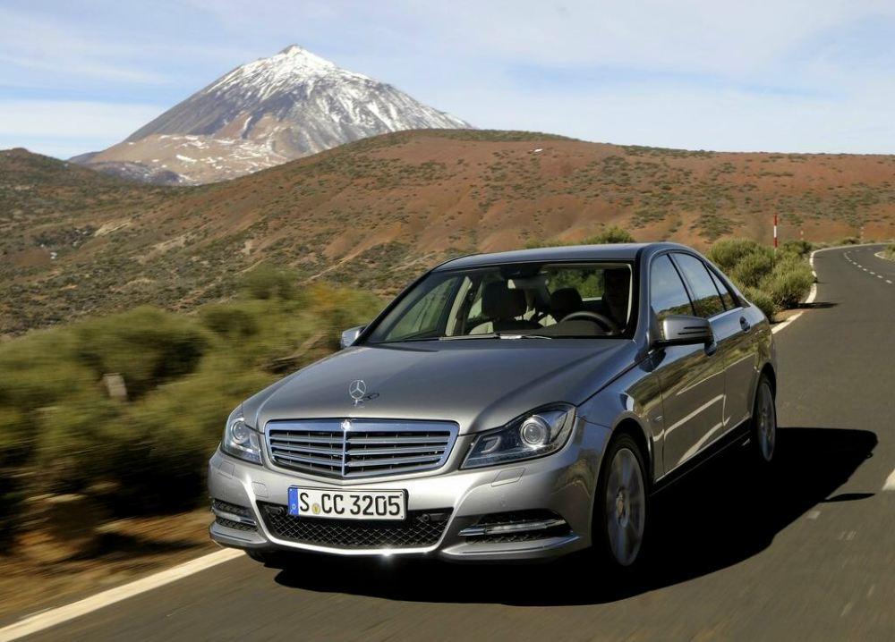 New 2012 Mercedes C-class (9)