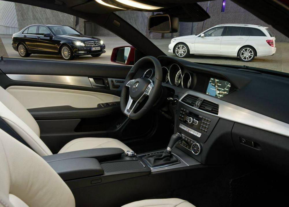 New 2012 Mercedes C-class (7)