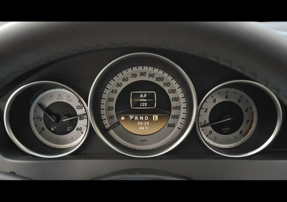 New 2012 Mercedes C-class (5)