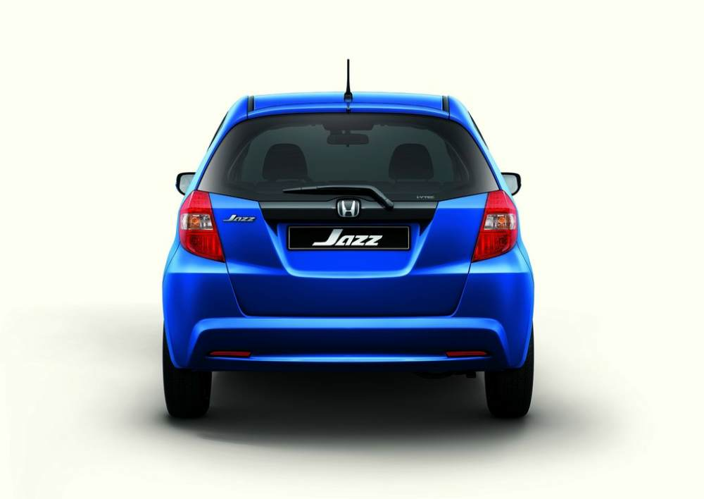 New Jazz rear