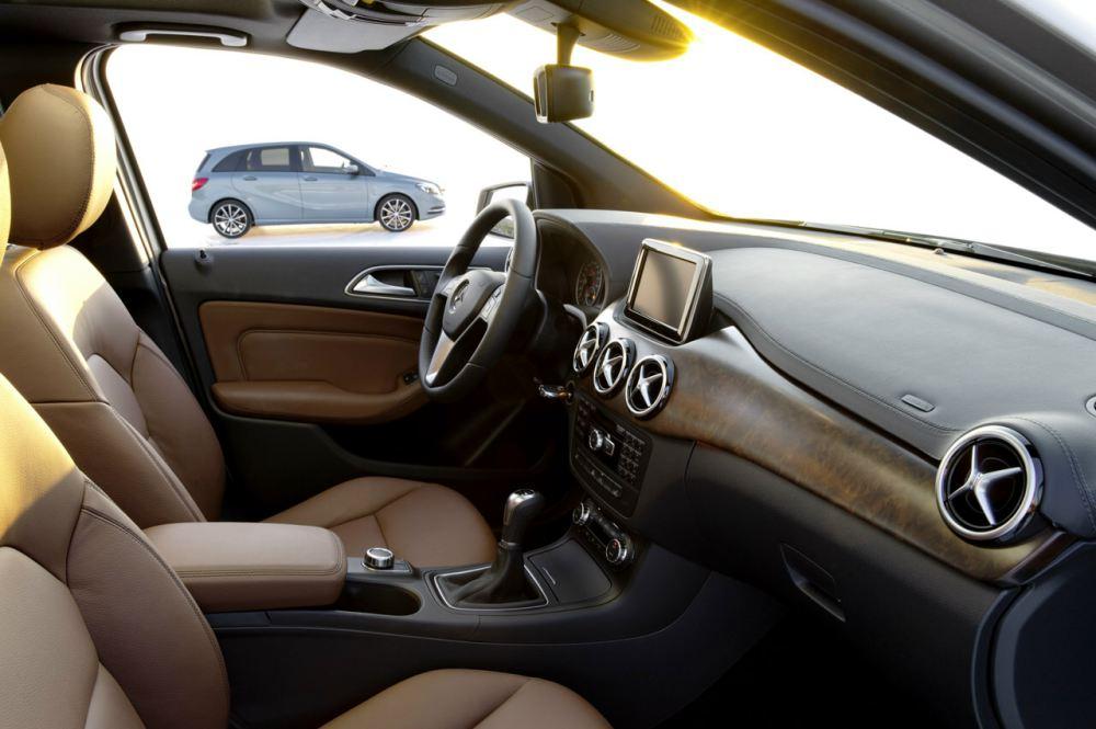 2012 mercedes B-Class (8)