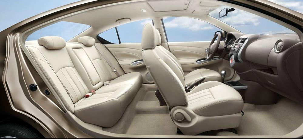 Nissan Sunny India (6)
