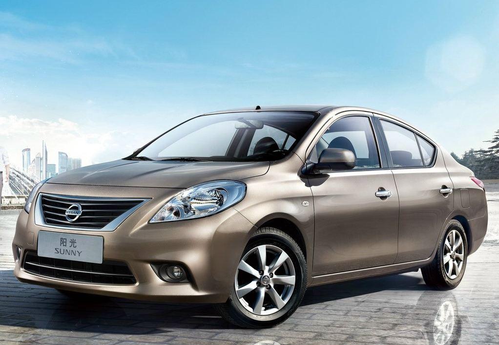 Nissan Sunny India (3)