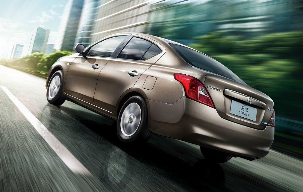 Nissan Sunny India (1)