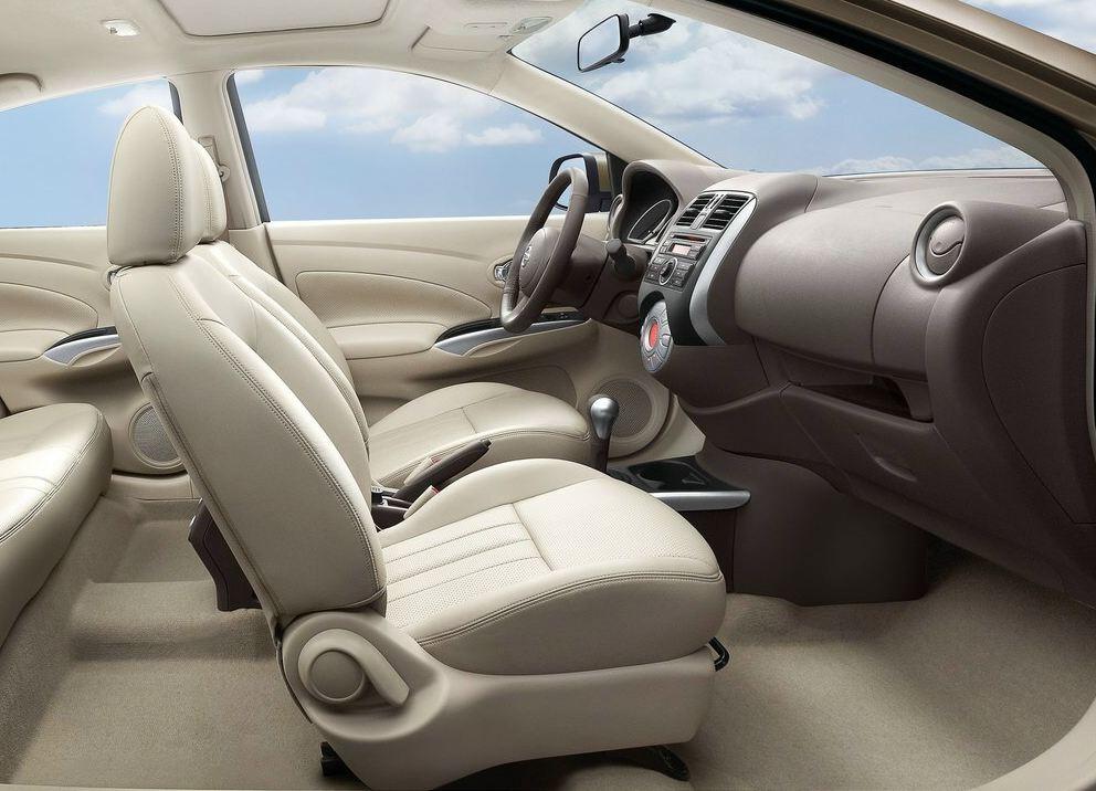 Nissan Sunny India (7)