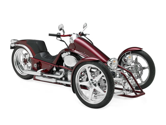 Harley Penster prototype