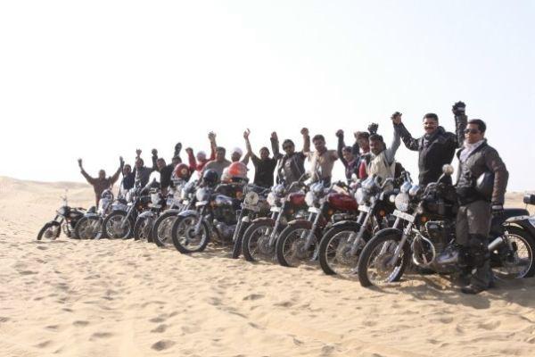 Royal Enfield Tour of Rajasthan 2011 (4)