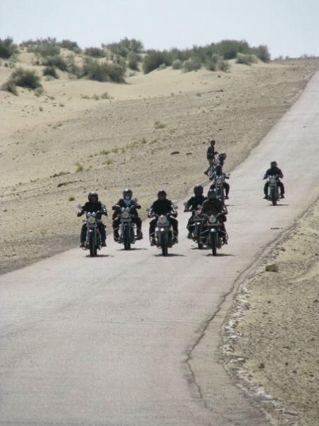 Royal Enfield Tour of Rajasthan 2011 (3)