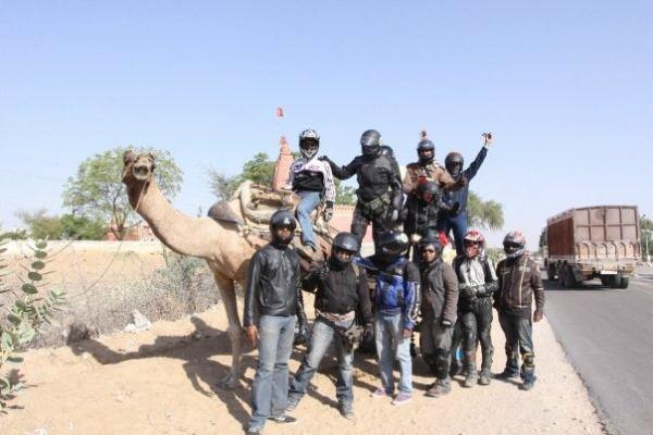 Royal Enfield Tour of Rajasthan 2011 (2)
