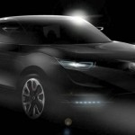 Ssangyong teases XUV 1 Concept: unveiling at the 2011 Frankfurt Show
