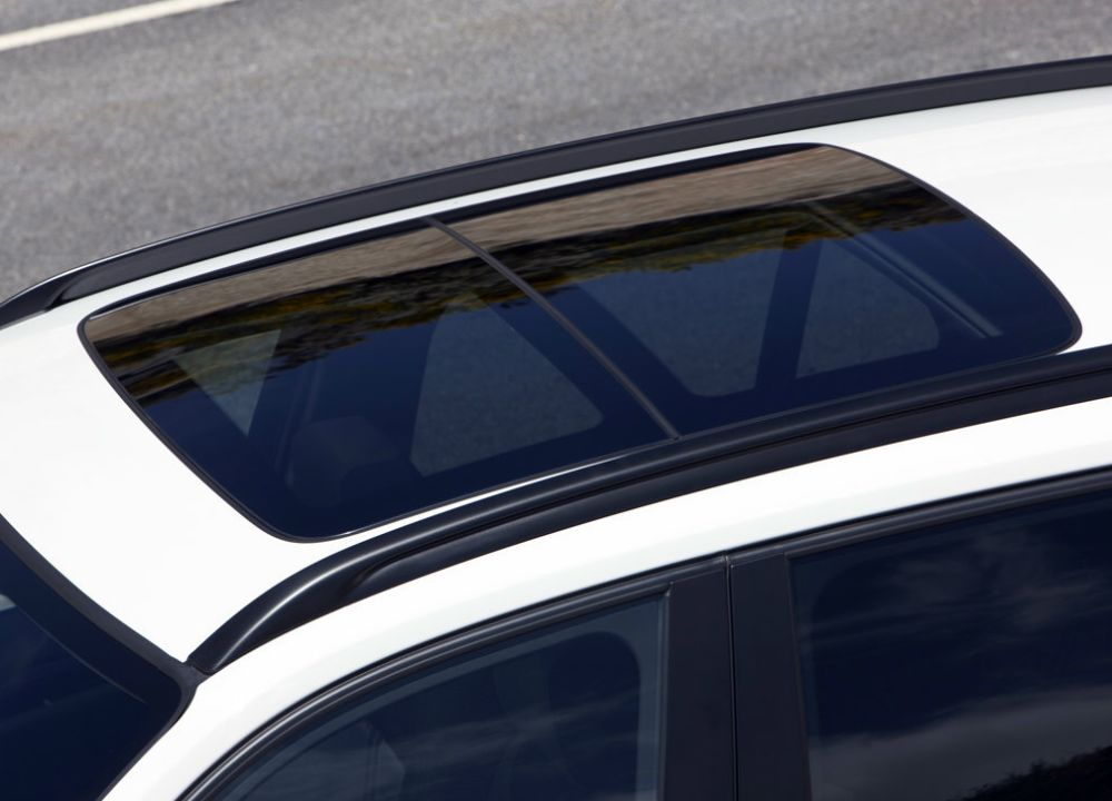 X1 glass roof