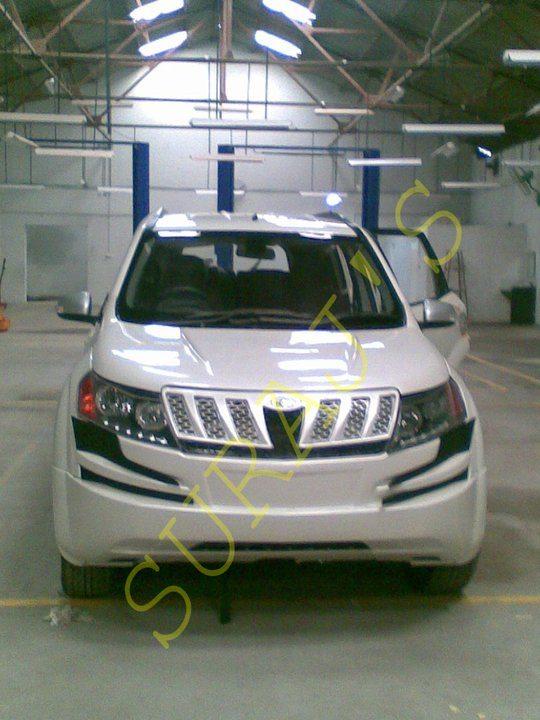 mahindra World SUV