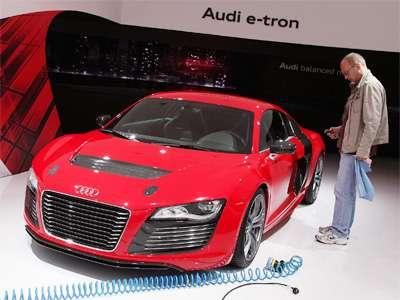R8 Audi e-tron