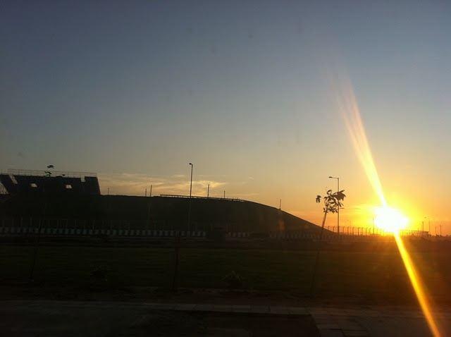 Buddh International Circuit, F1 India track (7)
