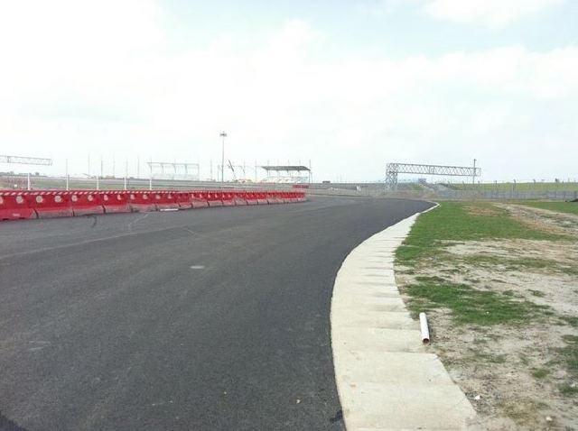 Buddh International Circuit, F1 India track (6)