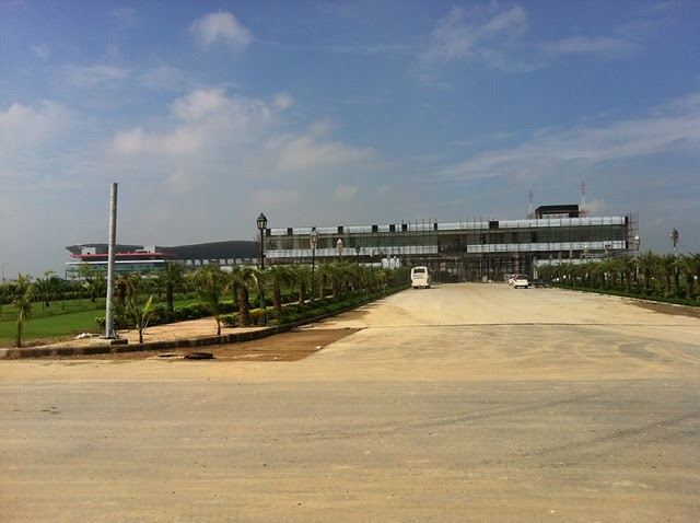 Buddh International Circuit, F1 India track (16)