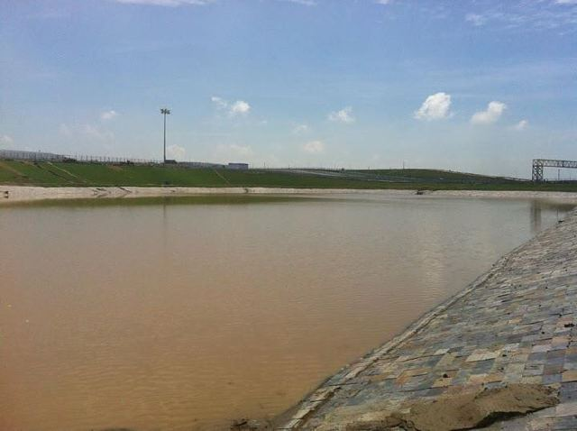 Buddh International Circuit, F1 India track (15)