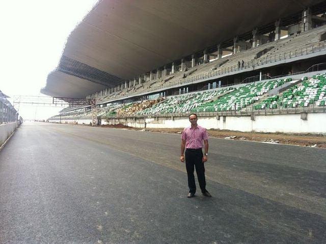 Buddh International Circuit, F1 India track (14)