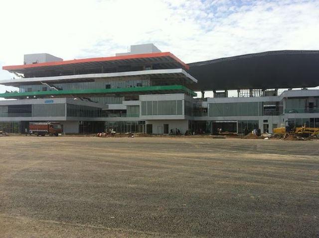 Buddh International Circuit, F1 India track (9)