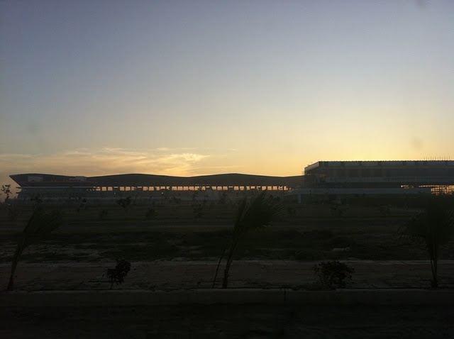 Buddh International Circuit, F1 India track (1)