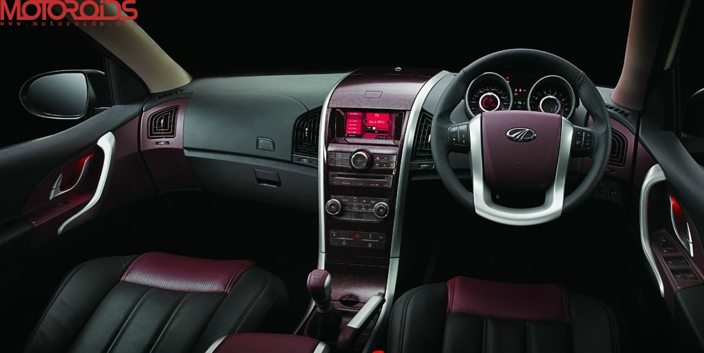 XUV500 official images (6)