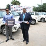 Mahindra Scorpio is the official intervention vehicle for Buddh International Circuit