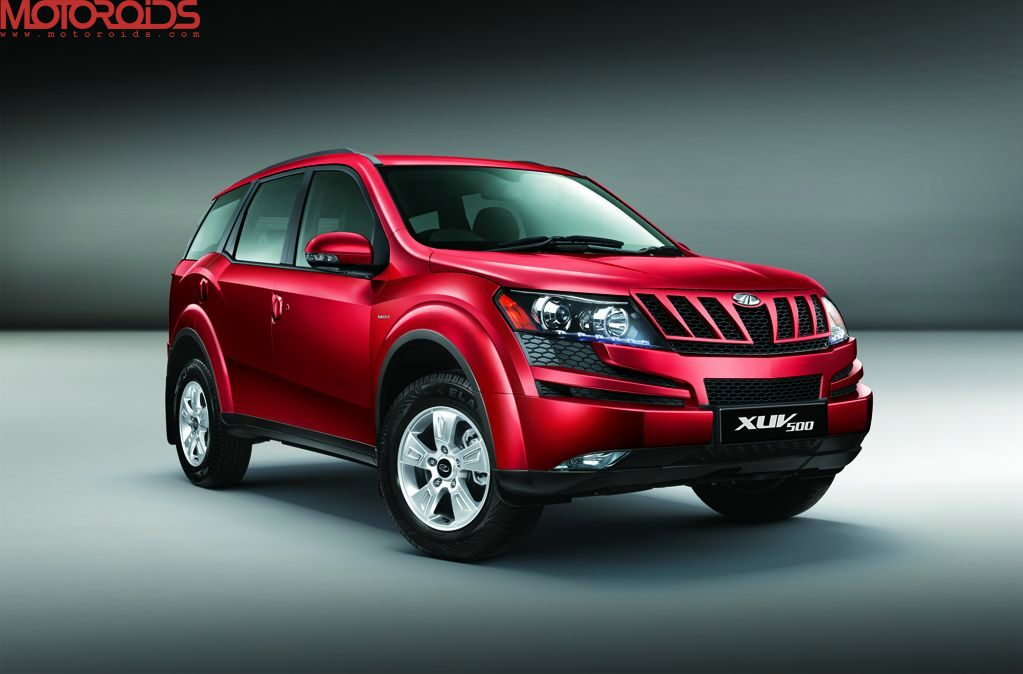XUV500 official images (2)