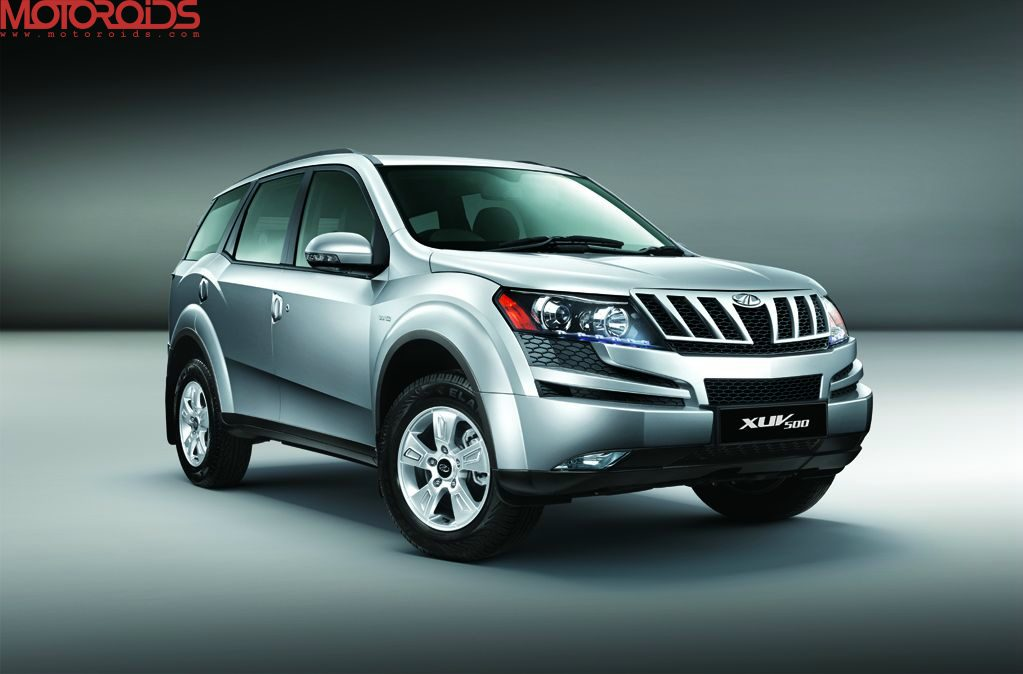 XUV500 official images (3)