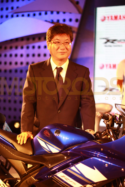 Yamaha R15 Version 2.0 launch (16)