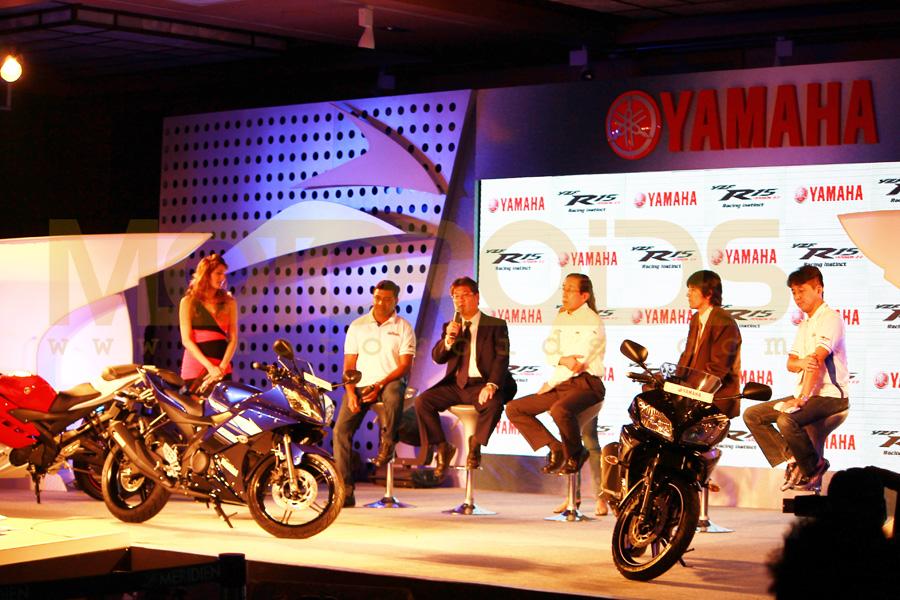 Yamaha R15 Version 2.0 launch (12)